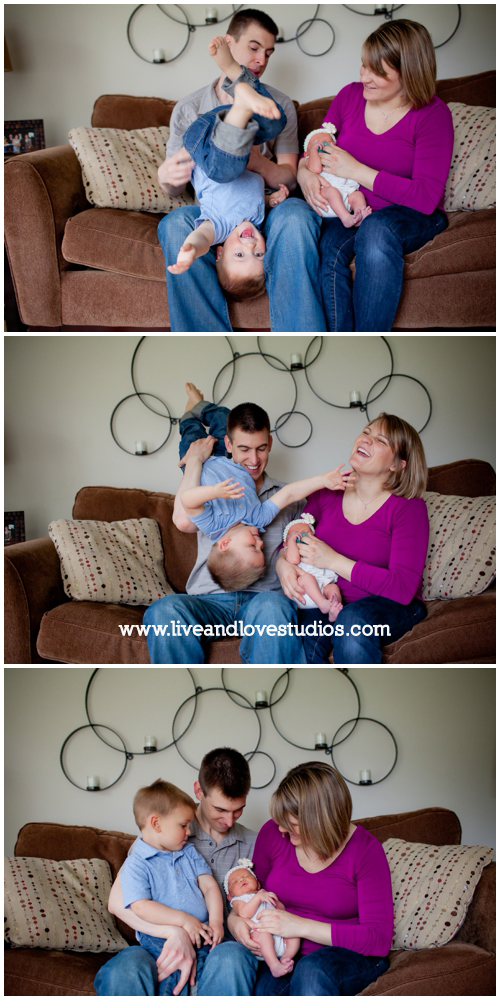 Minneapolis St. Paul MN Lifestyle Photography | Live and Love Studios
