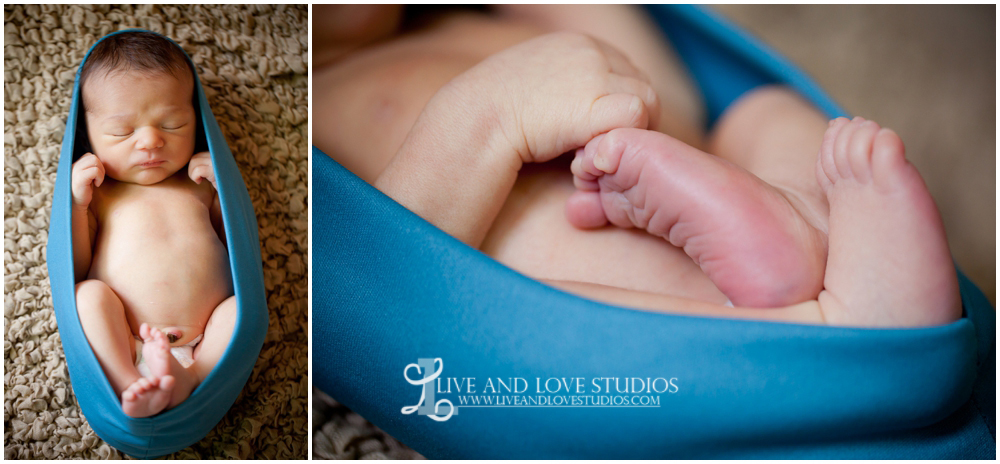 Minneapolis St. Paul Minnesota Newborn Photography   Live and Love Studios