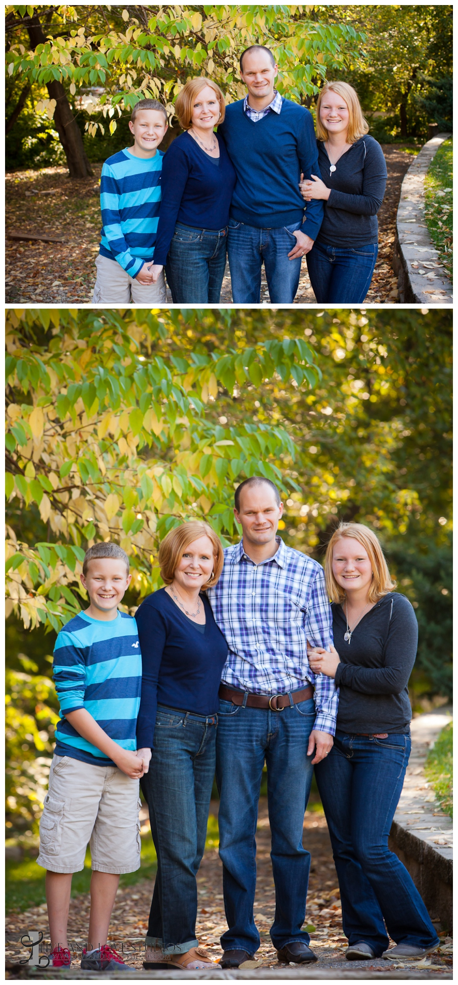 Minneapolis St. Paul MN Family Photography | Live and Love Studios