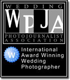WPJA Award Winning Wedding Photographer
