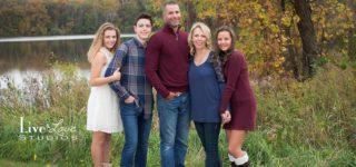Scott, Sierra, & Megan :: Eagan Family Photographer