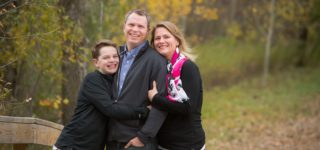 "The ""B"" Family :: Eagan MN Family Photography"