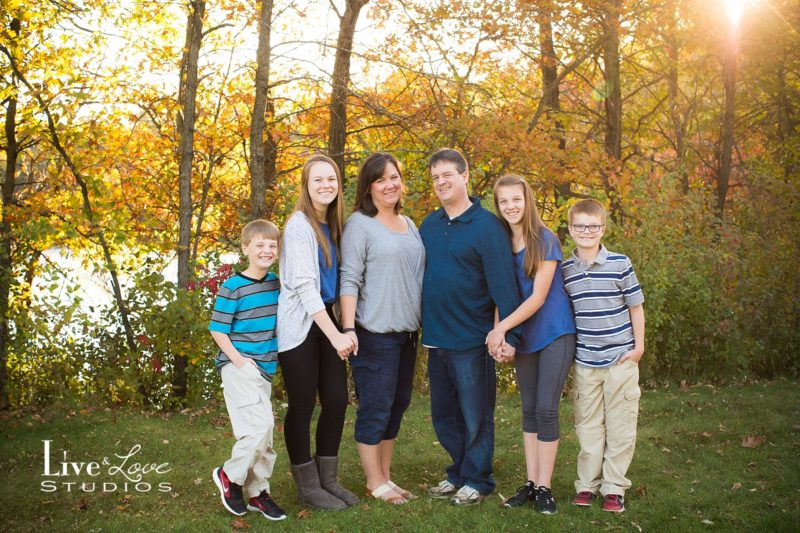 "The ""M"" Family :: Eagan MN Family Photography"