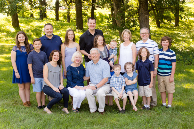 """B"" Family :: Eagan MN Family Photographer"