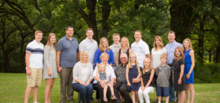 """S"" Family :: Eagan MN Extended Family Session"