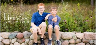 Carson and Ian :: Minneapolis MN Family Photographer