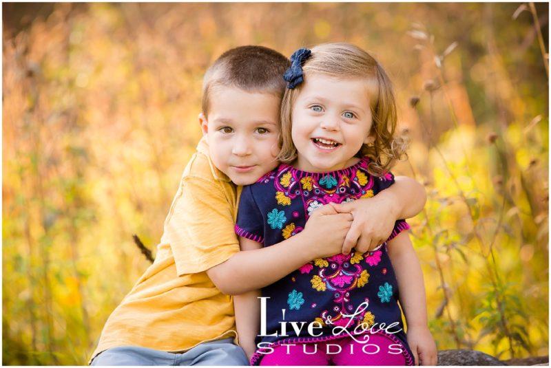 Jordan and Rosalie :: Minneapolis MN Child Photography